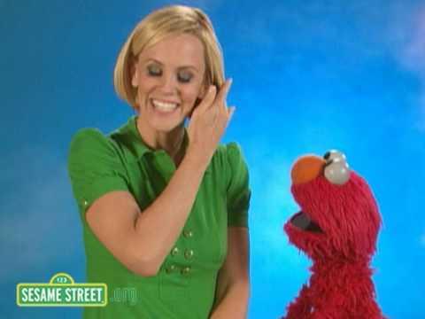 Sesame Street: Elmo Interviews Jenny McCarthy
