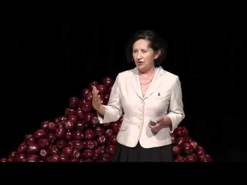 TEDxFruitvale -  Amelia Ceja - From Grape Picker to Wine Maker