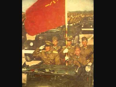 March of the Motorized Troops (PR China)