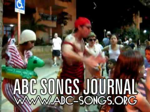 ABC song in the Sea rest and fun after class show by ABC Songs journal at youtube