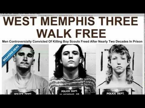 West Memphis Three FREED
