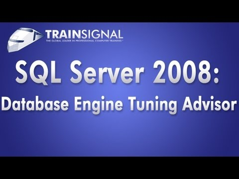 SQL Server 2008 Database Engine Tuning Advisor Demo