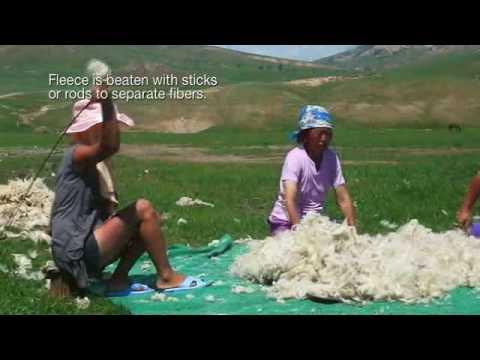 Cooper-Hewitt: Felt Makers-Terelj, Mongolia