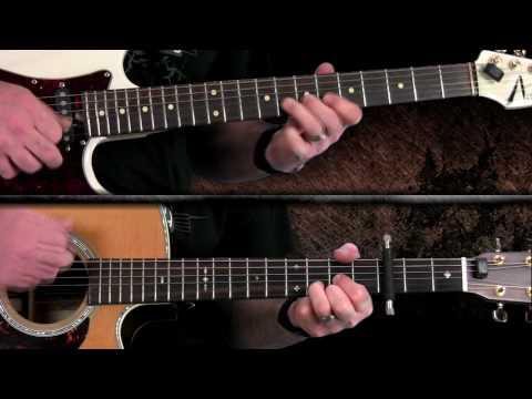 Aqualung Guitar Lesson Jethro Tull