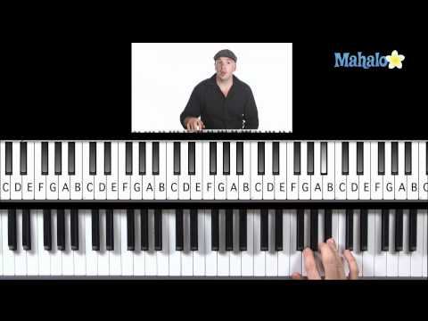 Learn Piano HD: How to Play Go Tell It On the Mountain (Melody) in F on Piano