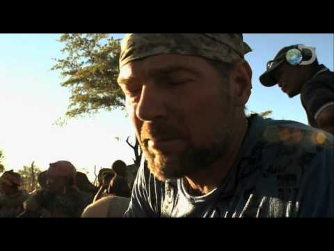 Beyond Survival with Les Stroud - Trance Dance | San Bushmen