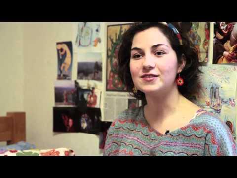 Meet 2011 Student Freedom Rider Liliana Astiz