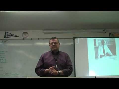 SPEECH #1--Significant Individual--Joe Papenbrock