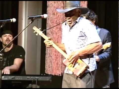 TEDxGreenville 2012 - Mac Arnold & Plate Full O'Blues - Blues