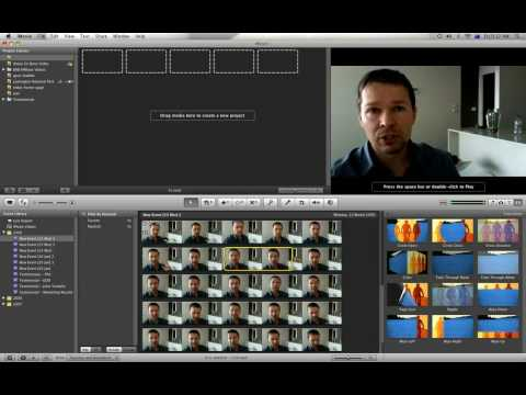 Upload Video To YouTube Using iMovie - Step by Step Lesson