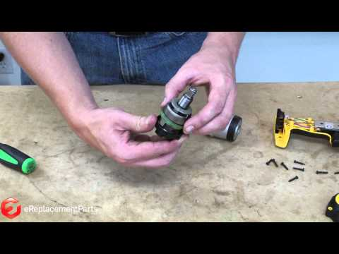 How to Replace the Anvil on a DeWalt Impact Driver