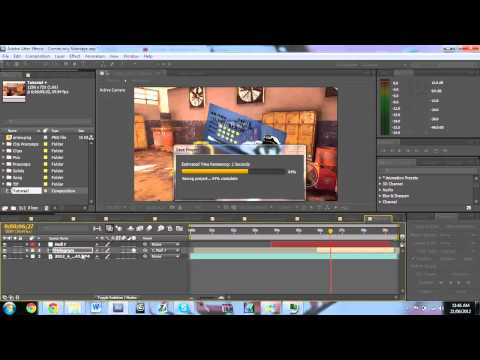 Advanced Masking - Environment Reactions // AE Tutorial // by /iBlurryFilms