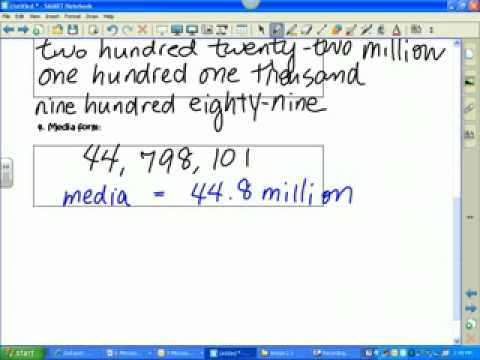2.1 introduction to billions millions thousands