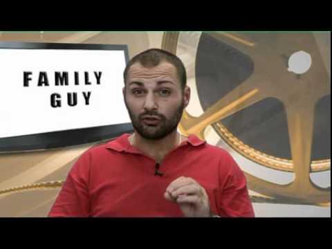 Couch Culture: Family Guy (Padre de Familia)