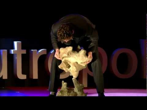 TedxEutropolis - Nick Steur - Focus, creativity was a survival method