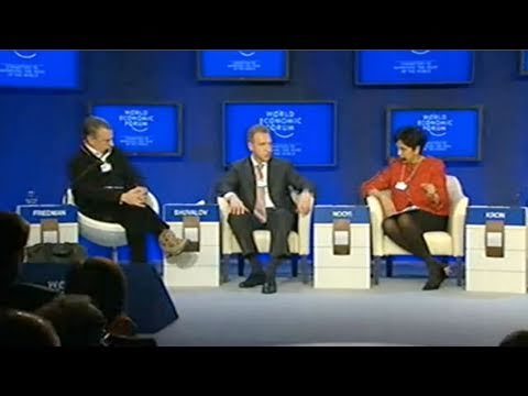 Davos Annual Meeting 2011 - Russia's Next Steps to Modernization