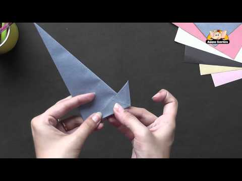 Origami - How to Make a Yacht (HD)