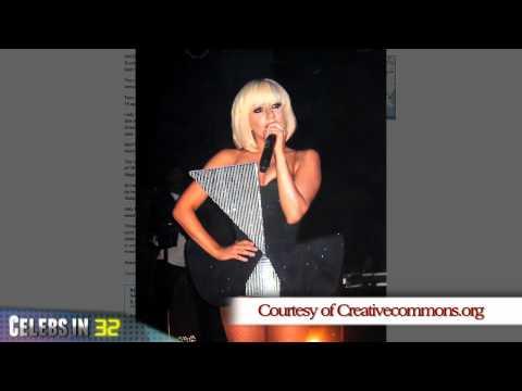 Celebsin60Secs: Michael Jackson's new song / Conan Premiere / Lady Gaga wins