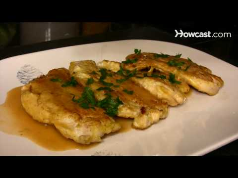 How to Make Chicken Francese
