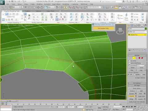 Using the Topology Freeform Function - Part 2