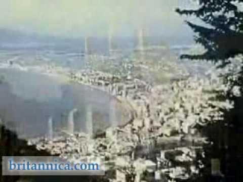 Volcanic Activity: Vesuvius Buries Pompeii