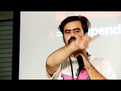 TEDxUbud - John Berkavitch - The Power of Being Embarrassed