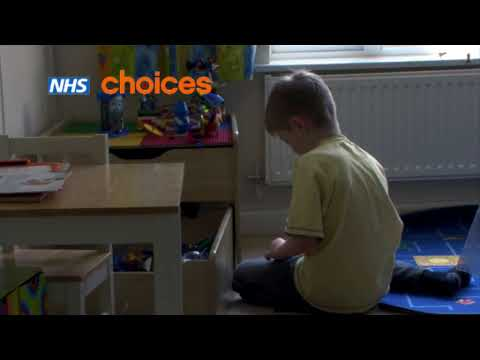 Childhood dyspraxia: James' story
