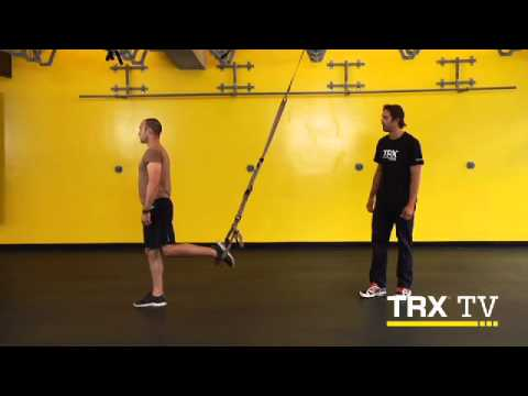 TRX TV October: TRX Burpee & Push-up Combo