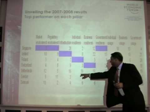 Global Information Technology Report 2008 - Presentation