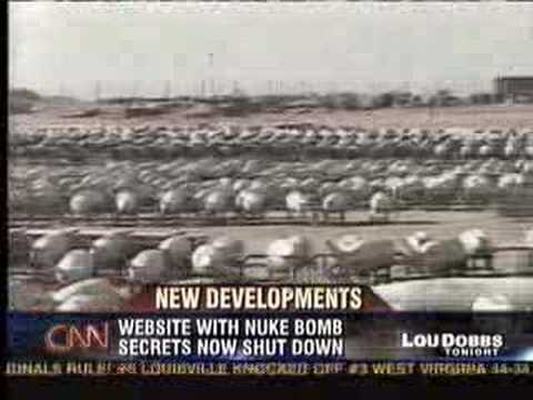 CAP's Spencer Boyer: Nuclear Secrets on the Internet on CNN