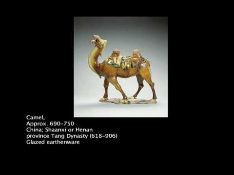 Asian Art Museum Audio Tour with Art Speak Youth - Camel