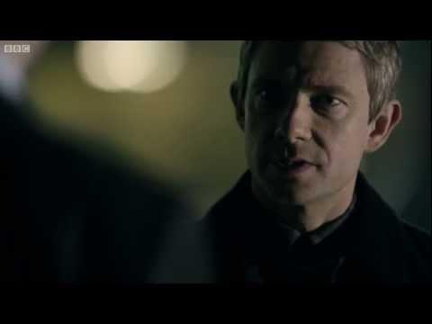 Strange meeting - Sherlock - BBC