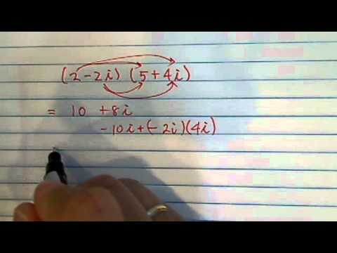 how to multiply polynomials using the FOIL Method??