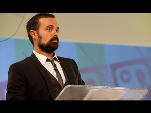 Clip - Beyond the News - Evgeny Lebedev - Zeitgeist 2012