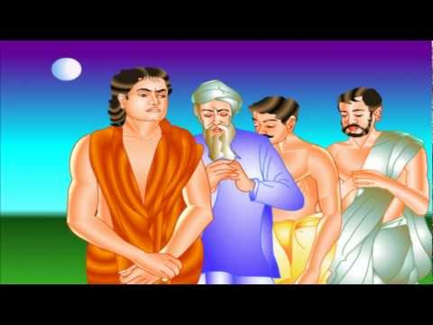 Indian Heroes - Swami Vivekananda Life History In Telugu - with Animation
