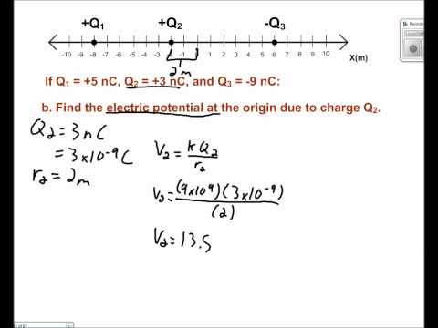 Electric Field and Potential Presentation Slide #41 - 45