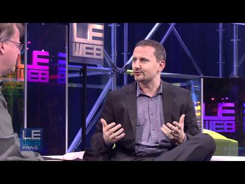 LeWeb 2011 Matthew Mengerink, Vice President and General Manager of Platform, eBay