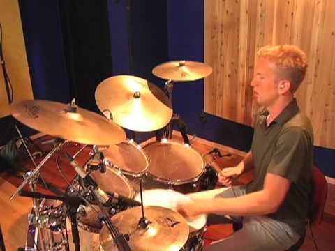 Drum Solo - Jared Falk #3