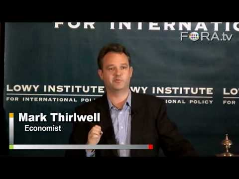 The State vs the Markets - Mark Thirlwell