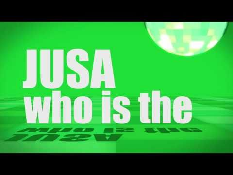 Pronunciation - #42 - Who is the (JUSA)