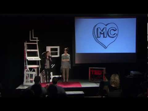 TEDxUofC 'Building a Legacy' - Angela Dione and Angel Guerra
