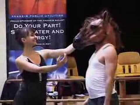 Anaheim Ballet: Strange Dream...