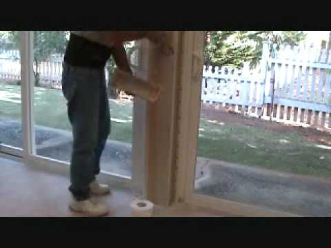 Installing paper tape to a drywall outside cornerbead