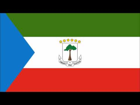 National Anthem of Equatorial Guinea | Himno nacional de Guinea Ecuatorial