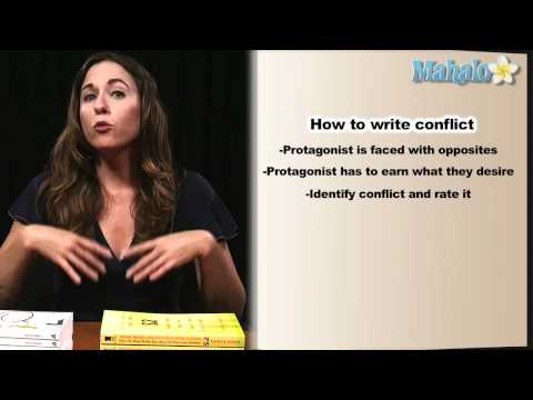 How to Publish a Novel: Conflict