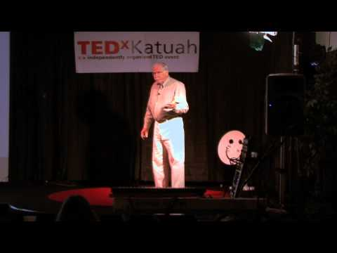 TEDxKatuah -  Chuck Blethen - A Really Grape Story