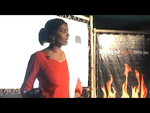 Nurturing the tree of my life : Sandhya Gupta at TEDxDharamsala