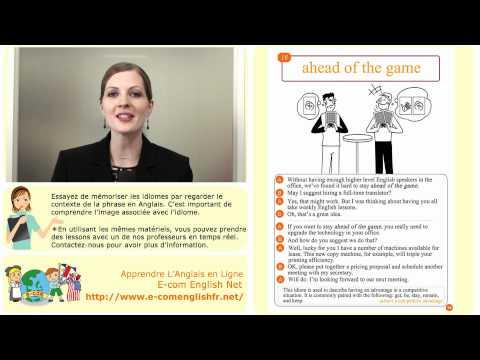 Apprendre l'Anglais en Ligne: Business Idioms 18/50