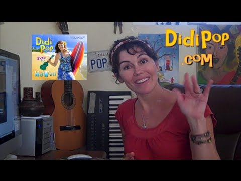DidiPop Doc: The Making of the Hawaiian Alphabet Song