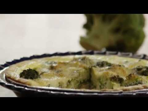 How to Make Broccoli Quiche